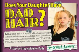 Dad Hair Book Review by http://DaddyGotCustody.com