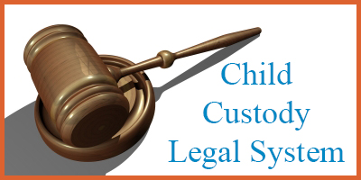 Child Custody Legal System by Fred Campos @FullCustodyDad