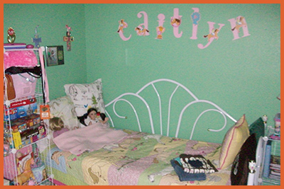Your Kids Need their Own Room at Your Place by Fred Campos http://DaddyGotCustody.com