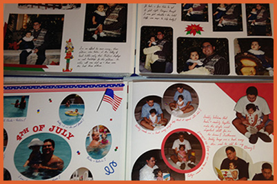 Kid Centric Photo Albums, a Secret Weapon in Child Custody Cases by Fred Campos http://DaddyGotCustody.com