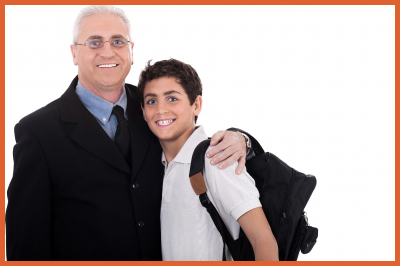 Remember Grandparents in Child Custody Equation by Fred Campos http://DaddyGotCustody.com