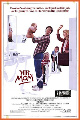 Being Mr. Mom Increases a Father's Possibility for Custody by Fred Campos, http://DaddyGotCustody.com