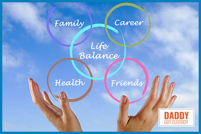 Juggling Family and Personal Life