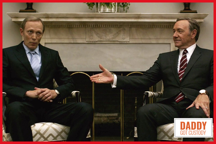 House of Cards Viktor Petrov Season 3 Episode 29 http://DaddyGotCustody.com