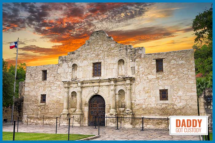 How to Build the 4th Grade Alamo Project