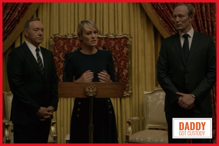 House of Cards - The Russian Debacle http://DaddyGotCustody.com