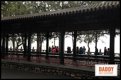 Forbidden City Corridor