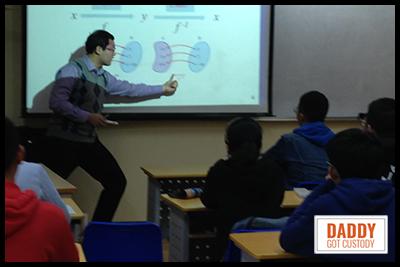Inside Jiangxi Chinese Classroom