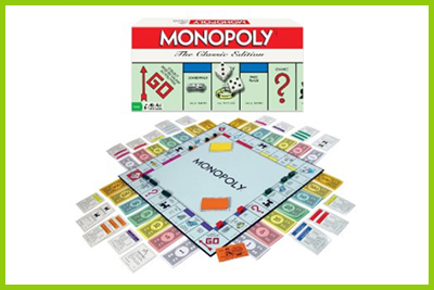 Lessons Learned from Monopoly by http://DaddyGotCustody.com