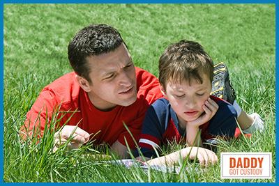 Good Custodial Parenting Requires Adjustments http://DadddyGotCustody.com