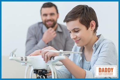 Good Custodial Parenting Requires Some Adjustments http://DaddyGotCustody.com