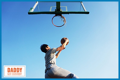 Encourage Your Kids to Play Sports http://DaddyGotCustody.com