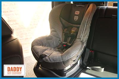 Car Seat Installation http://DaddyGotCustody.com