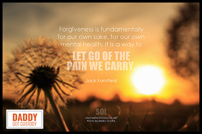 Let Go of the Pain We Carry