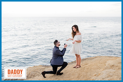 Thinking of Proposing? https://DaddyGotCustody.com