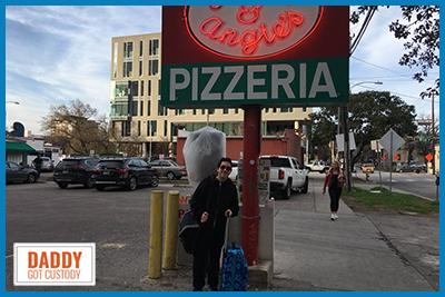 Frank & Angie's Pizzeria