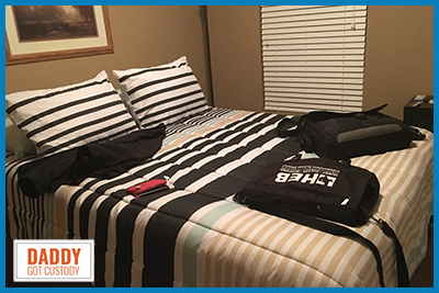 Jay's Airbnb San Antonio Room