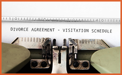 Divorce Agreement - Visitation Schedule by Fred Campos http://DaddyGotCustody.com