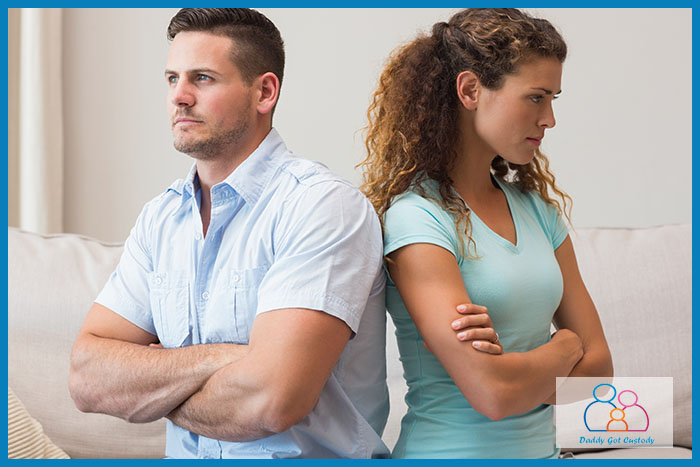 Beginning Divorce Awkward by http://www.DaddyGotCustody.com