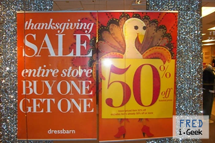 7 Tips to Not Die as You Black Friday Shop
