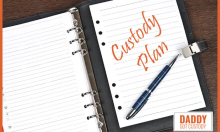 An Effective Childcare Plan Helped Father Gain Custody