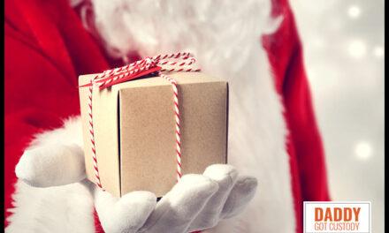 No Santa, Why Should the Fat Guy Get Credit?