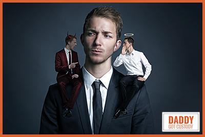 Avoid Sabotaging Your Own Custody Case http://DaddyGotCustody.com