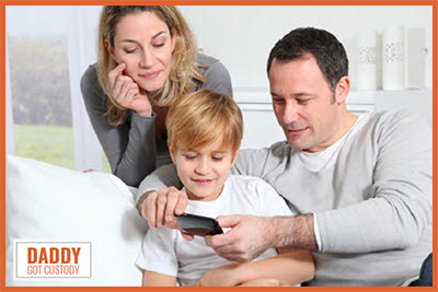 Dealing with Parental Alienation http://DaddyGotCustody.com
