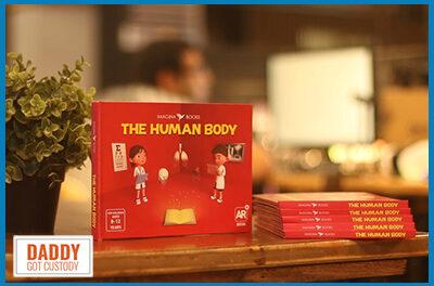 Imagina Books – Educational Augmented Reality Books