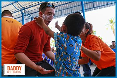 Volunteering in Classrooms https://DaddyGotCustody.com