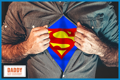 Being a Superhero http://DaddyGotCustody.com