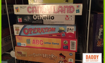 My Favorite Top 100 Family Board Games